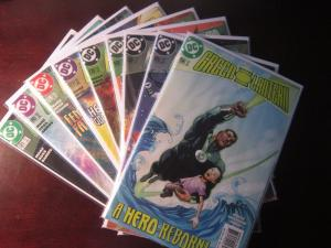 9 Different Green Lantern (2nd Series) from #156-181 - 8.0 VF - 2003
