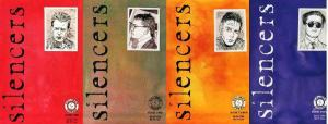 SILENCERS (1991 CL) 1-4  the COMPLETE series!