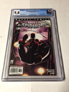 Amazing Spider-man 38 Cgc 9.8 Volume Vol V 2 1999 Series New Case legacy # 479
