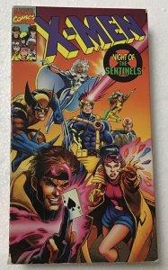 X-Men: Marvel Comics VHS X-Men Night of the Sentinels