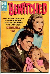 Bewitched #11 1967-Dell-Elizabeth Montgomery- Dick York-Erin Murphy-TV-VF