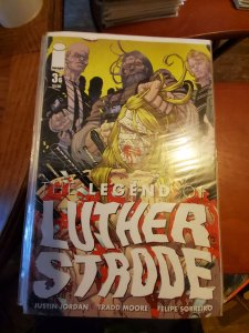 The Legend of Luther Strode #3 (2013)