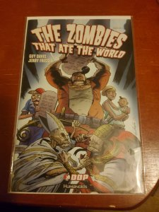 The zombies that ate the world #8