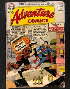Adventure Comics #241 GD 2.0
