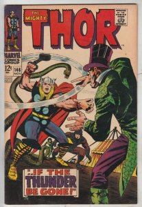 Thor, the Mighty #146 (Nov-67) VF+ High-Grade Thor