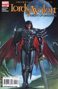 Lords of Avalon: Knight of Darkness #4 FN; Marvel | save on shipping - details i