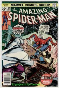 SPIDER-MAN #163, FN, Kingpin, Andru, Amazing, 1963, more ASM in store