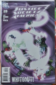 Justice Society of America #28 (2009)