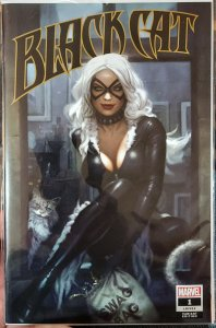 Black Cat #1 NM ltd 3000 Ryan Brown trade dress