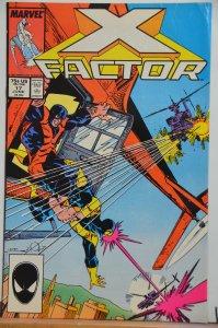 X-Factor #17 (1987) Walt Simonson Art!!