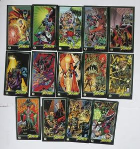 SPAWN TRADING CARD LOT! 14 CARDS! 1995 series!