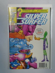 What if? #104 starring Silver Surfer 8.0 VF (1998)