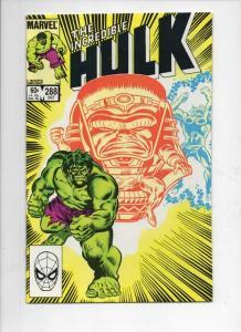 HULK #288, VF/NM, Incredible, Bruce Banner, Buscema, 1968 1983, Marvel