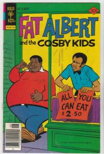 Fat Albert and the Cosby Kids #19 (Jun-77) VF/NM High-Grade Fat Albert, Russe...