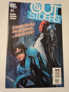 Outsiders #44 (2007)