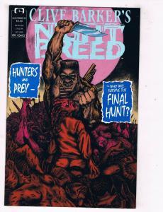Clive Barkers Night Breed #20 VF/NM Epic Comics Comic Book Horror DE47 AD33