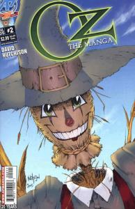 Oz: The Manga #2 VF/NM; Antarctic | save on shipping - details inside