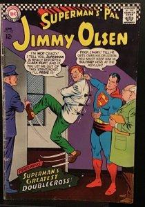 Jimmy Olsen, Superman's Pal  #102 (Jun-67) FN/VF Mid-High-Grade Jimmy Olsen