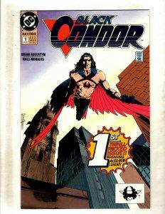 Lot of 12 Black Condor DC Comic Books #1 2 3 4 5 6 7 8 9 10 11 12 GK57