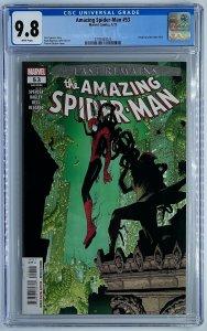 Amazing Spider-Man #53 | Last Remains | Patrick Gleason Cover | CGC 9.8