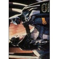 1992 Topps Stadium Club Batman Returns BATMAN & CATWOMAN #58 NM-