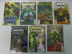 Swamp Thing (4th Series) From: #6-21 7 Different Books 8.0 VF (2004-2006)