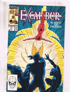 10 Excalibur Marvel Comic Books # 11 12 13 14 15 16 17 18 19 20 Wolverine J204