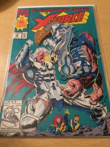 X-force #18 X-cutioner's Song