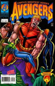 Avengers, The #393 VF/NM; Marvel | save on shipping - details inside