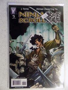 NINJA SCROLL # 5