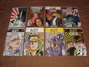 LOT OF 34 UNREAD MODERN DC/VERTIGO COMICS - INCLUDES RED THORN 1 to 6 HOT!