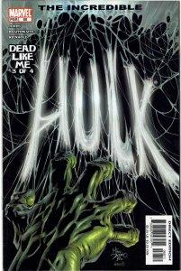 Incredible Hulk #68 (2000 v2) Bruce Jones Doc Samson NM