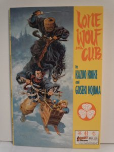 Lone Wolf and Cub #43
