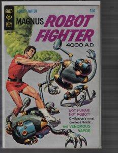 Magnus Robot Fighter #26 (Gold Key, 1968)