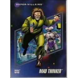 1992 Marvel Universe Series 3 MAD THINKER #119