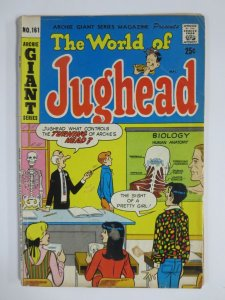 ARCHIE GIANT SERIES 161 GOOD 2/1969 Jughead! COMICS BOOK