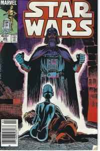 Star Wars #80   book still 60 cents cents
