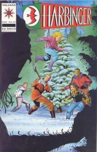 Harbinger (1992 series) #27, NM- (Stock photo)