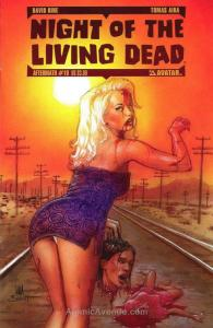 Night of the Living Dead: Aftermath (2nd Series) #10 VF/NM; Avatar | save on shi