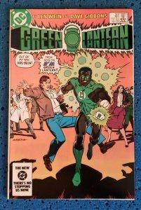 Green Lantern #183 (Dec, 1984) NM 9.4 DC Comics, Day of Disaster John Stewart