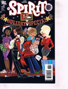 Lot Of 7 Spirit DC Comic Books #7 8 9 10 11 12 13 Batman Superman LH6