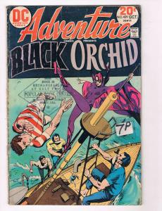 Adventure Comics #429 GD/VG DC Comics Comic Book Black Orchid Oct 1972 DE29