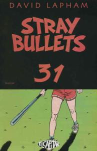 Stray Bullets #31 VF/NM; El Capitan | save on shipping - details inside