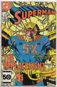Superman   vol. 1   #418 FR/GD