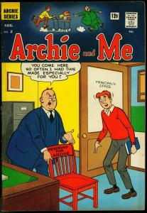 ARCHIE AND ME #2-GREAT EARLY ISSUE FN/VF