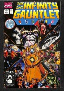 Infinity Gauntlet #1 NM- 9.2