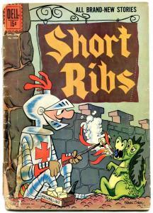 Short Ribs- Four Color Comics #1333 1962- FAIR