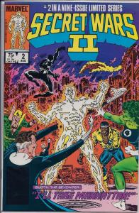 Secret Wars II, Vol. 1, No.2, August 1985, by Marvel Comics
