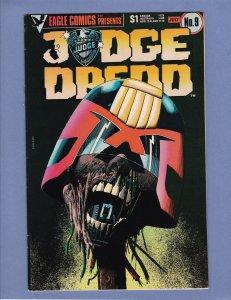 Judge Dredd #9 FN