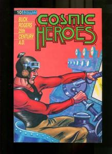 COSMIC HEROES 10-1989-MAN ON MACHINERY-GIANT EDITION FN